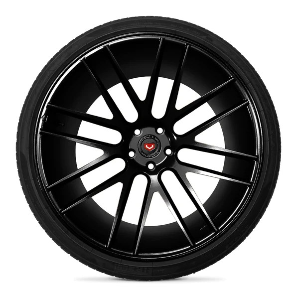 black wheel kit