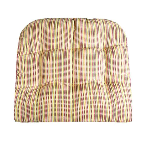 wicker chair cushions with ties christmas covers hobby lobby atwood plaid patio & indoor/outdoor dining pads – barnett home decor