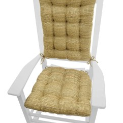 How Much Fabric To Cover A Chair Cushion Small Dining Tables And Chairs Brisbane Camel Rocking Cushions Latex Foam Fill Reversible Basket Weave Barnett Home Decor