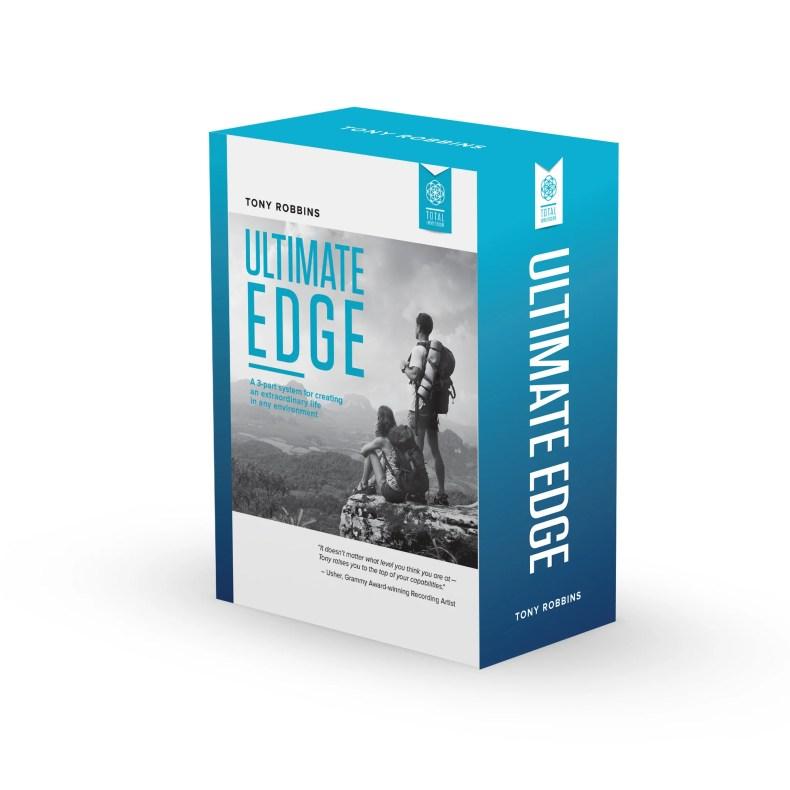 Tony Robbins Ultimate Edge �