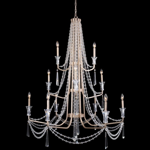 crystal chandelier tiered # 70