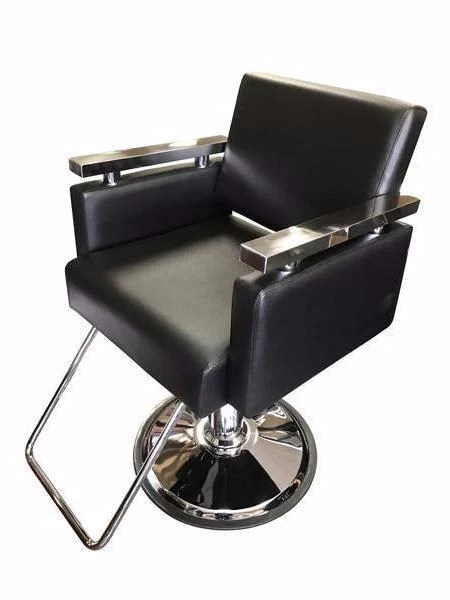 beauty salon chair swivel ring base celina chrome armrest mcbeautyequipment com by mc barber shop distributors inc bronx