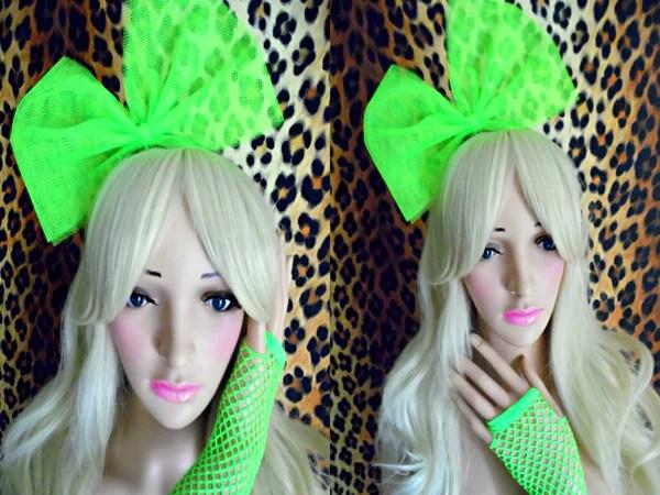 madonna hair bow tutu factory