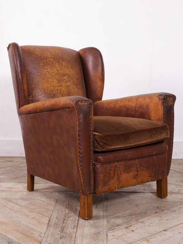 Brown Leather Chairs Brown Leather Arm Chair