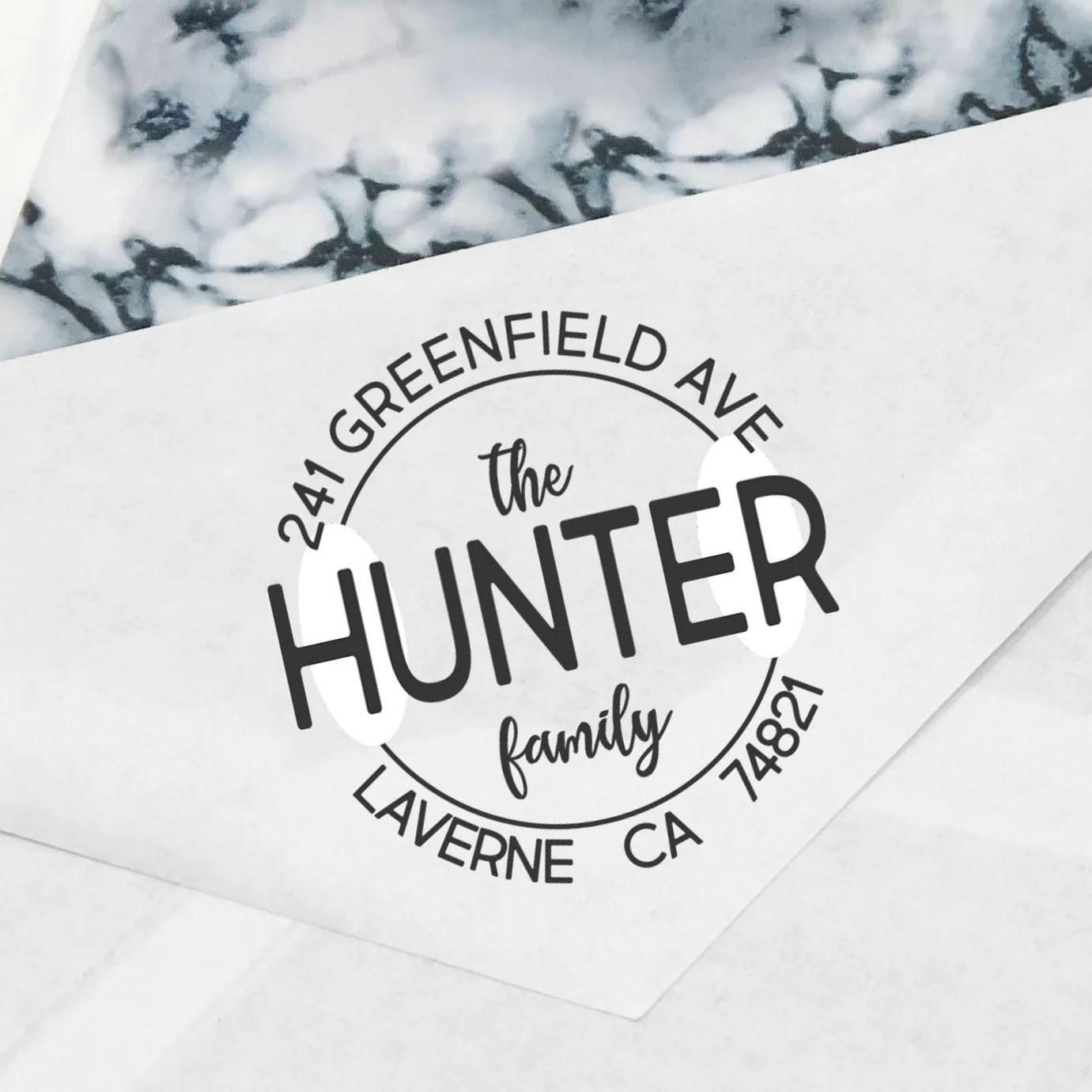 round family name return