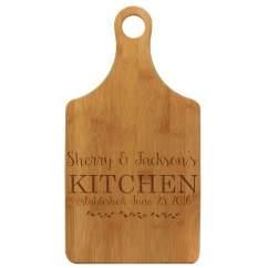 Kitchen Cutting Boards Cabinets Colors Paddle Board Sherry Jacksons Stamp Out