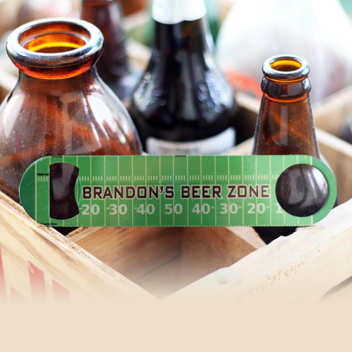 personalized bottle opener brandon