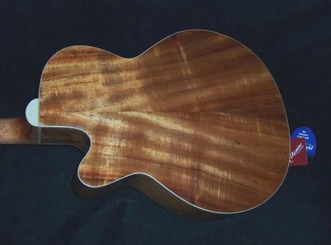 acoustic guitars solid vs