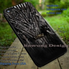 Iron Throne Chair Cover Folding Chairs Amazon Game Of Thrones Iphone 6s 6 5c 5s Cases Sa K Designs