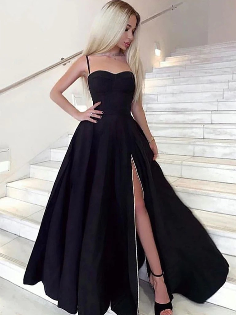 Black Prom Dresses Fashion Dresses