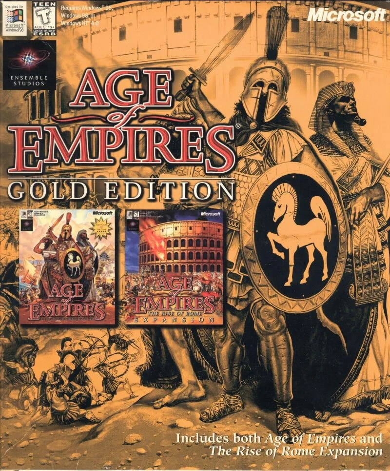 Age Of Empires: The Rise Of Rome : empires:, EMPIRES, +1Clk, Windows, Vista, Install, Allvideo, Classic, Games