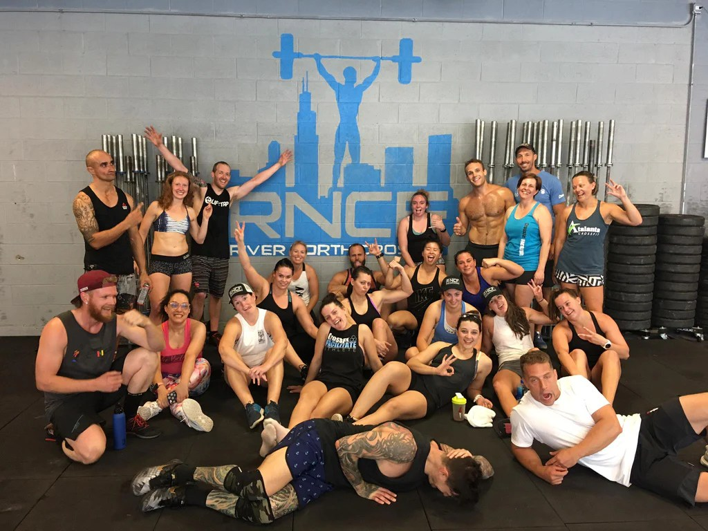 Crossfit Games Chicago July August 2019 Wodventures