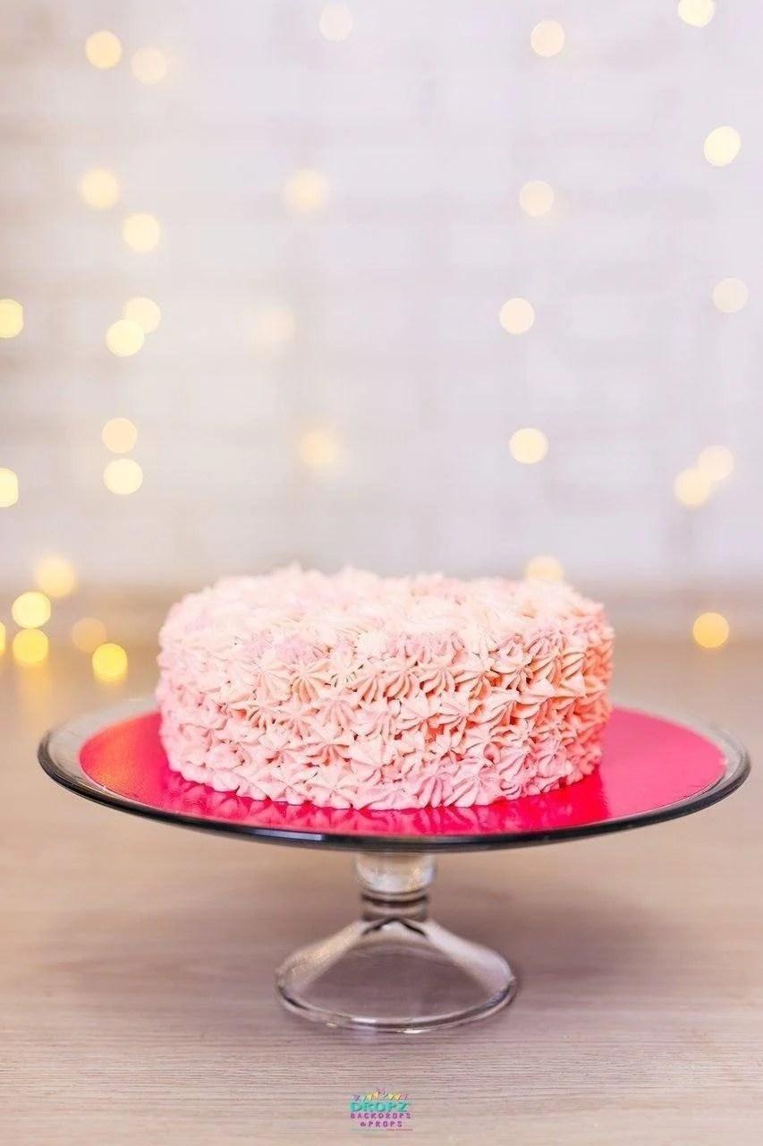 cake smash birthday backdrop