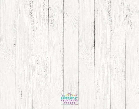 White Wood Photography Backdrop  Dropz Backdrops  Dropz