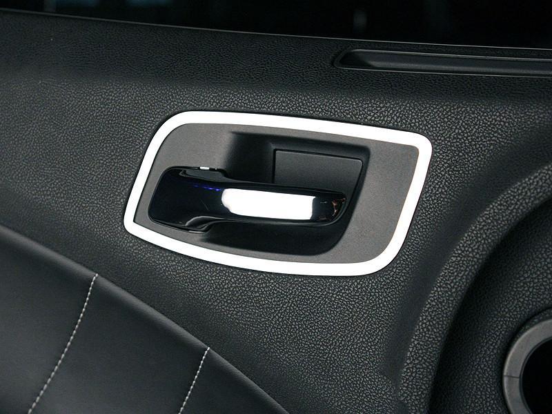 American Car Craft - Dodge Charger Door Handle Trim Front ...