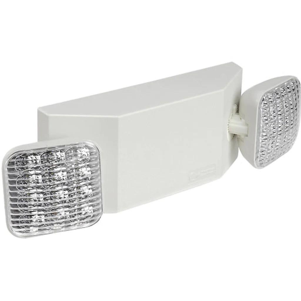 led bug eye emergency lighting fixture [ 1024 x 1024 Pixel ]