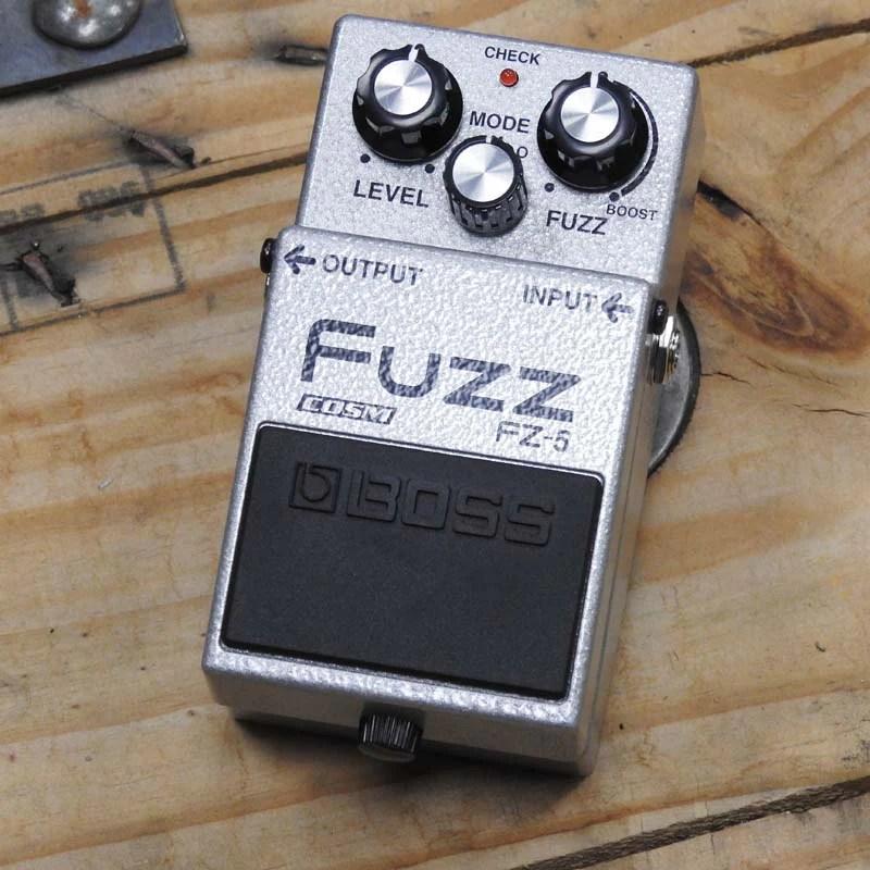 Boss FZ-5 Fuzz Pedal – Flipside Music