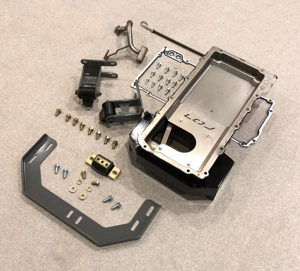 g35 lsx ultimate swap kit 6l80 6l90 transmission [ 1024 x 924 Pixel ]