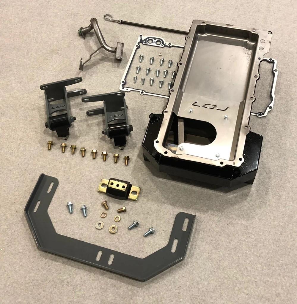 hight resolution of 350z lsx ultimate swap kit t56 transmission