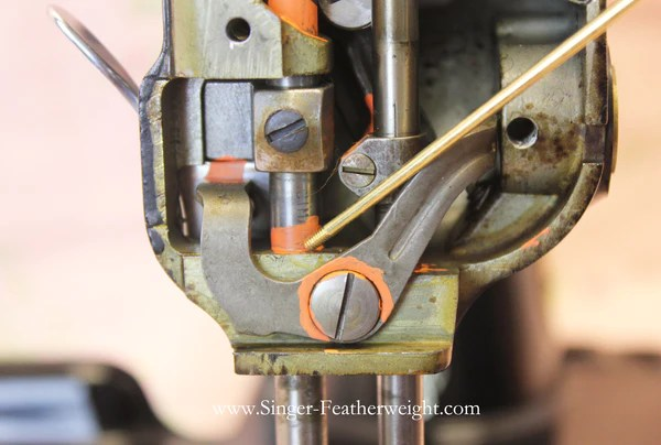 How and Where to Oil Your Singer Featherweight 221 Sewing Machine – The Singer Featherweight Shop