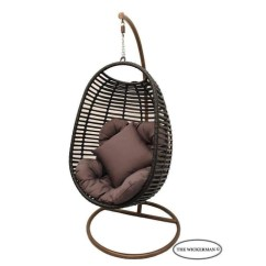 Swing Chair Sydney Dining Chairs Overstock Outdoor Sun Lounges Buy At Best Prices Congo Hanging The Wicker Man 1