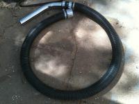 50mm NilfiskCFM Industrial Vacuum Cleaner Black Hose Per ...