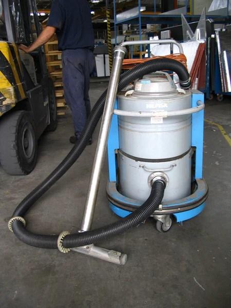 50mm NilfiskCFM Industrial Vacuum Cleaner Black Hose Per