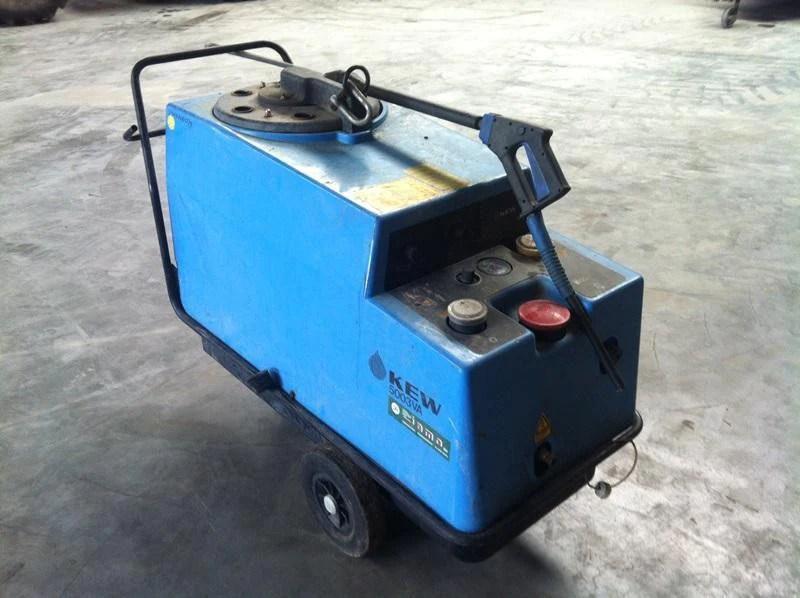 Alto Kew 5003va Heavy Duty Use Hot Water Pressure Washer Obsolete