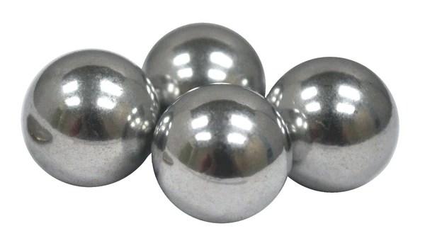 Aluminum Balls  SuperMagnetMan  Aluminum Spheres AL500
