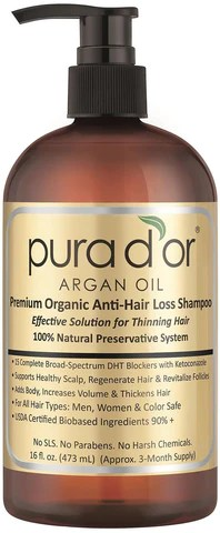 pura ' premium organic argan