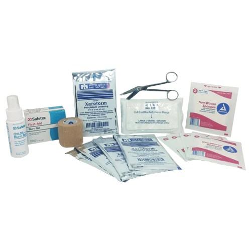 First-Aid Burn Treatment Kit — Mountainside Medical Equipment