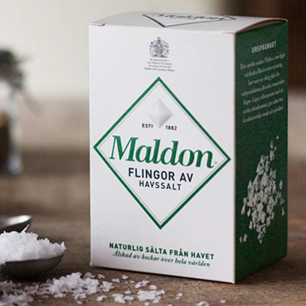 Maldon Salt - Year of Clean Water