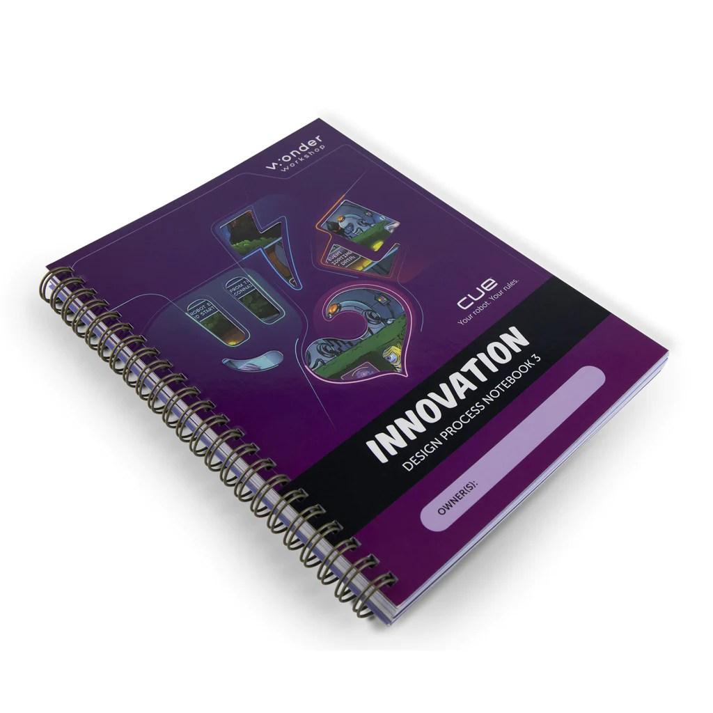Student Design Process Notebooks - Unit 3: Innovation – Wonder Workshop