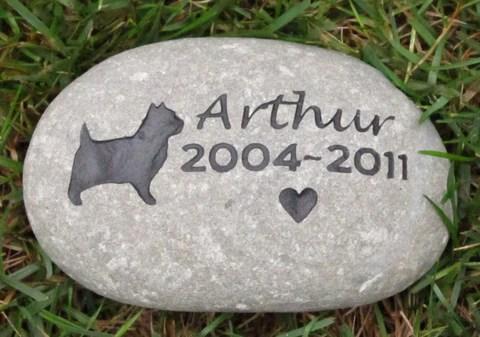 cairn terrier pet memorial