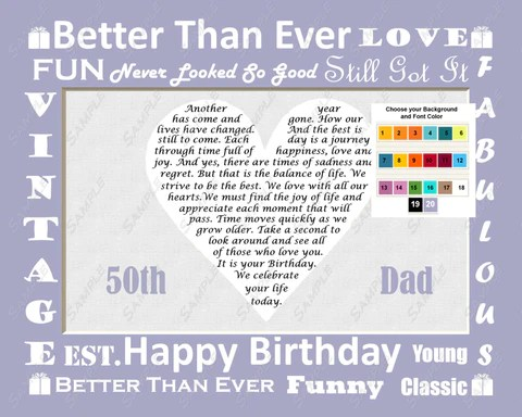 gift for dad birthday