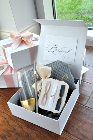 Will You Be My Bridesmaid Box Qty 1 Unfilled Box
