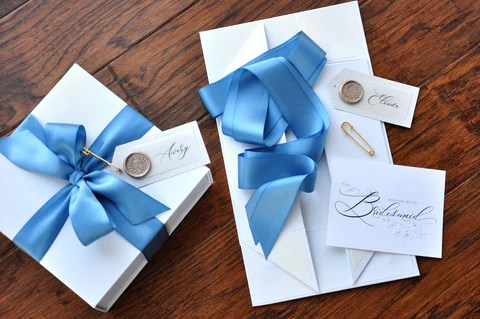 Proposal Box For Bridal Party Qty 1 Unfilled Box