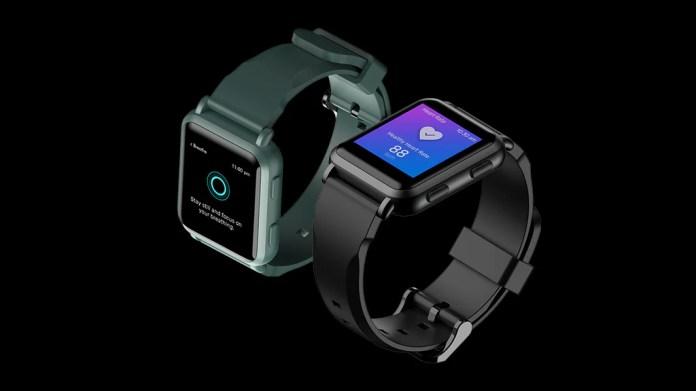 ColorFit NAV GPS smartwatch
