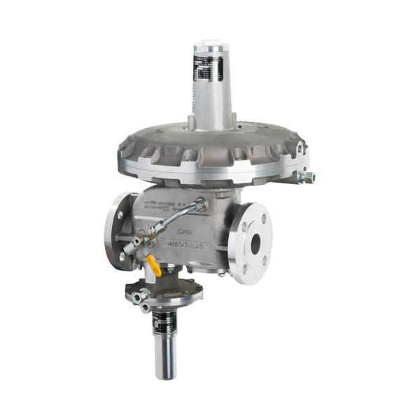 Medenus RS254 Gas Pressure Regulator and Shut Off Valve – Flowstar (UK) Limited