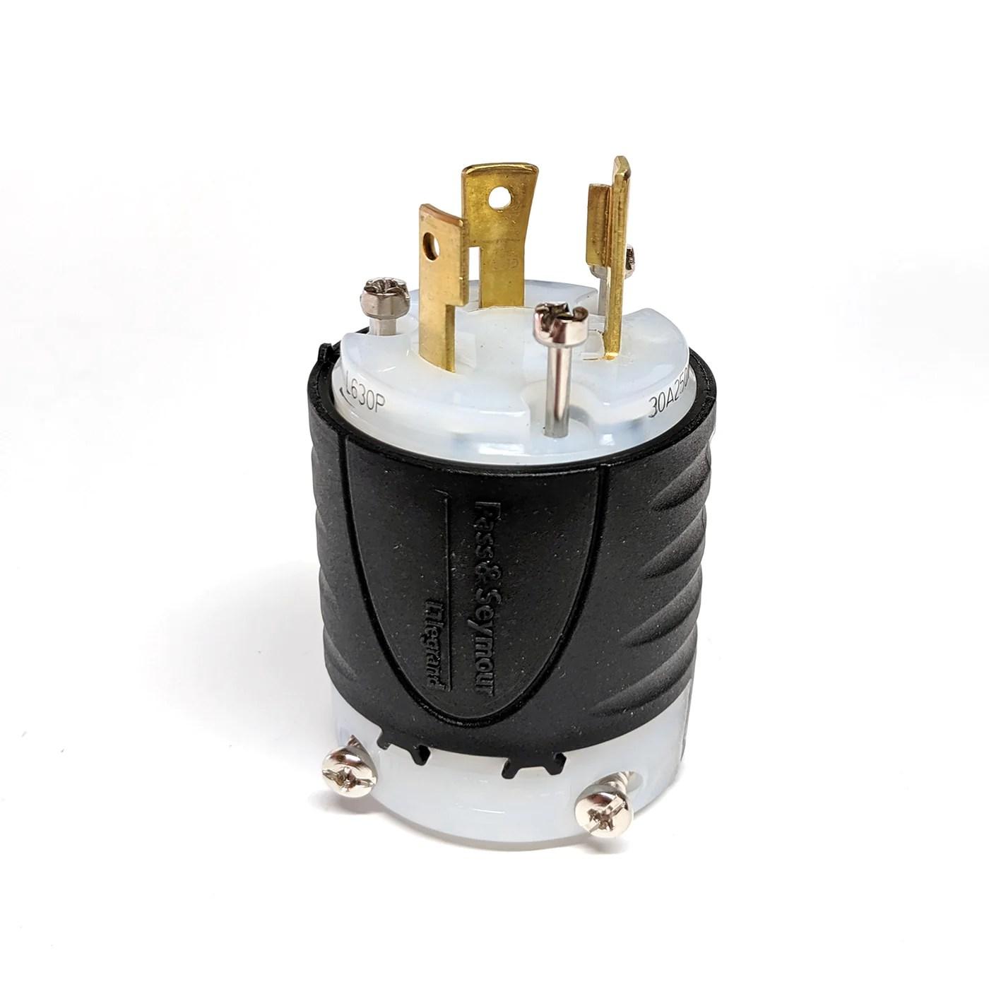 hight resolution of l6 30p plug