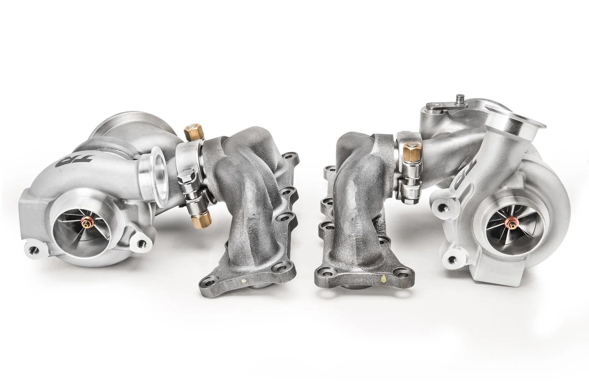 hight resolution of tomioka racing twin turbo upgrade for bmw n54