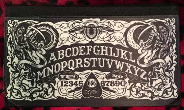 Ouija Board Wallet  Scream For Me Inc