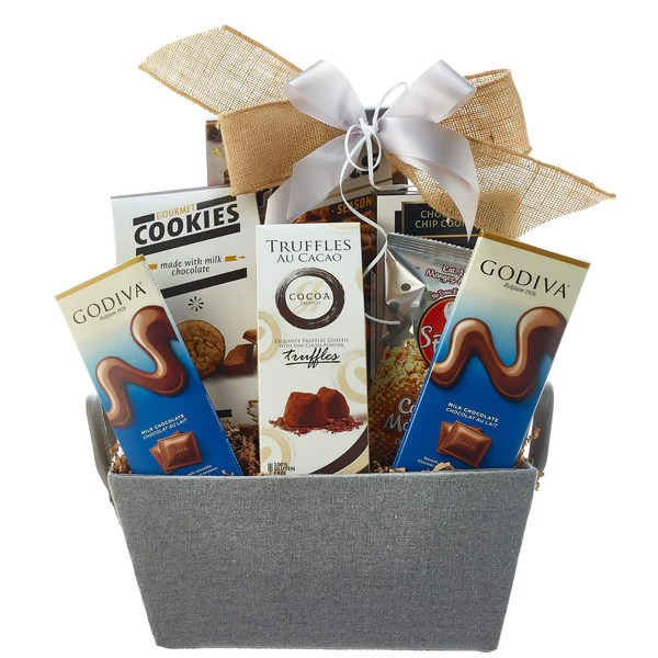 Thank You Gift Baskets Toronto Canada Delivery