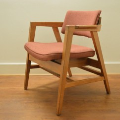 Wh Gunlocke Chair Ergonomic Chennai Vintage By W H 1950 S Galaxiemodern Price Includes Free Shipping In The Continental Us