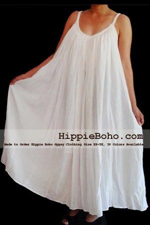 Maxi  HippieBohocom  XS7X Misses  Extended Plus Size Gypsy Hippie Bohemian Style Clothing