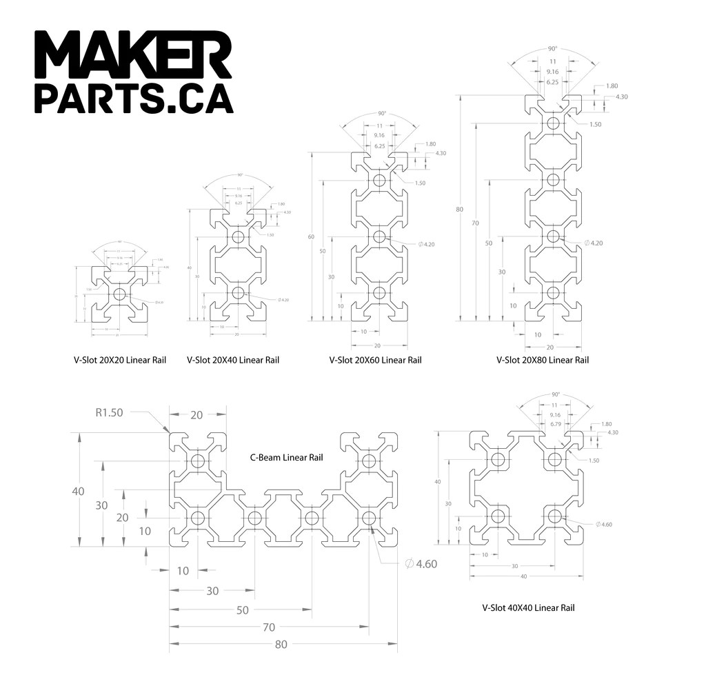 also  slot dimensions reference rh makerparts
