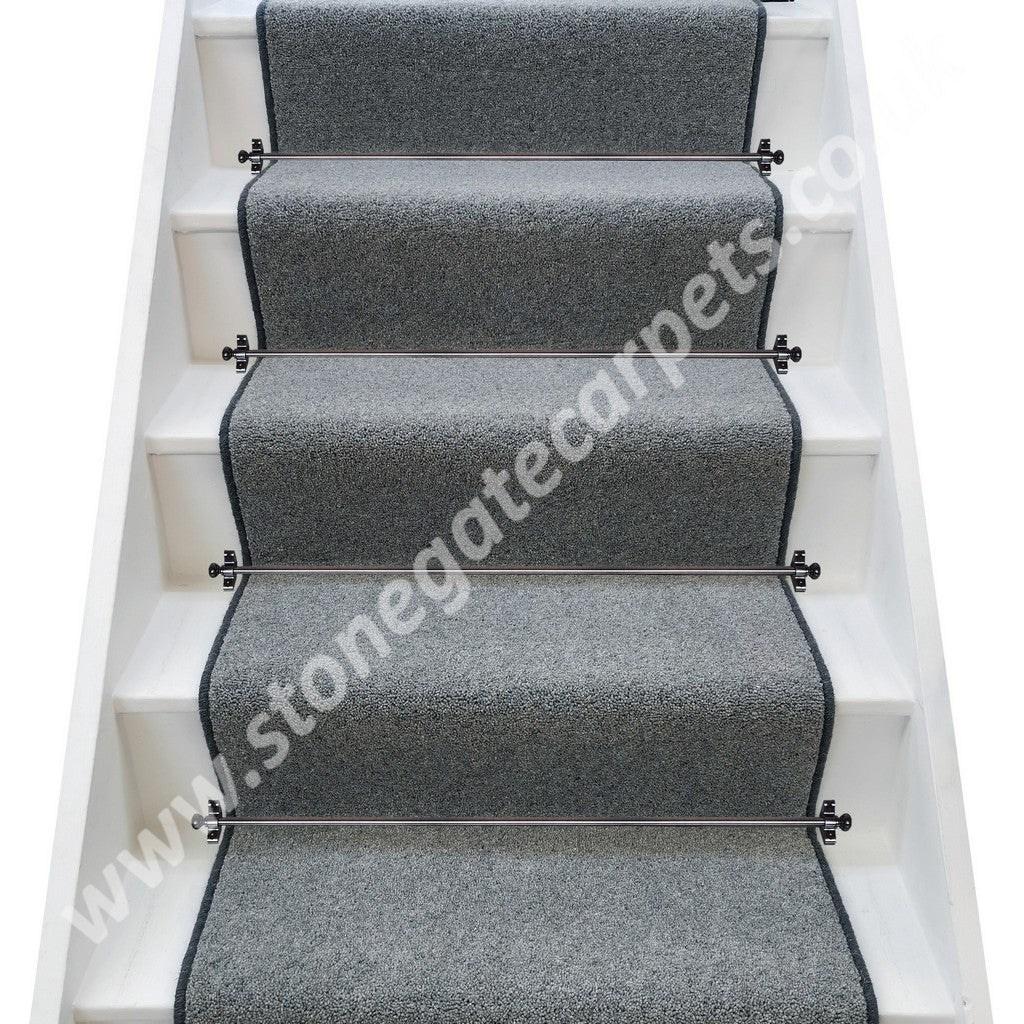 Axminster Carpets Jacobs Tweed Drystone Stair Runner Per M   Tweed Carpet For Stairs   Adam   Modern   Mustard   Hard Wearing   Wool