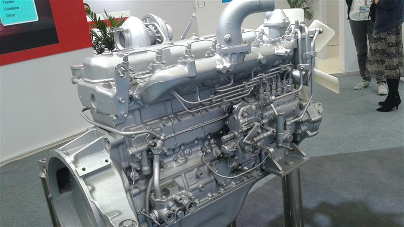 Isuzu AA-6HK1T, BB-6HK1T Industrial Diesel Engine Workshop