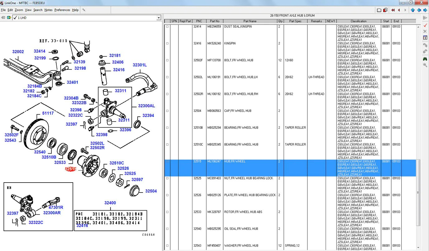 mitsubishi canter stereo wiring diagram bluebird bus fuso trucks parts manual software epc all
