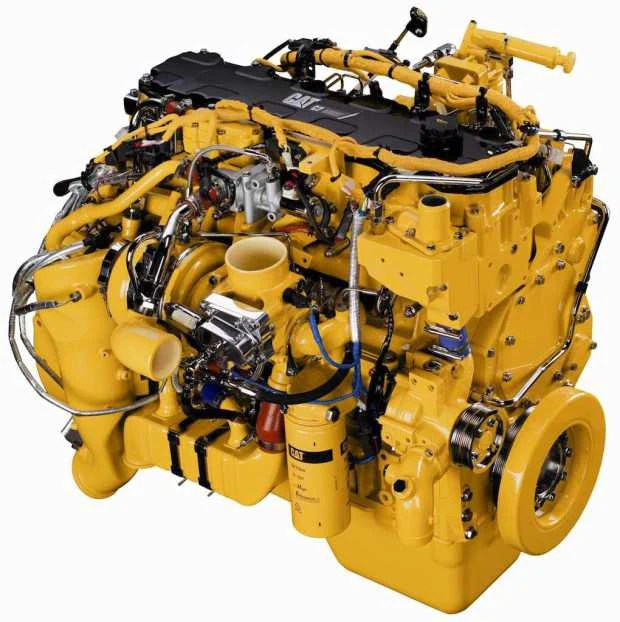 Caterpillar C7 Industrial Engine Parts Manual \ Parts